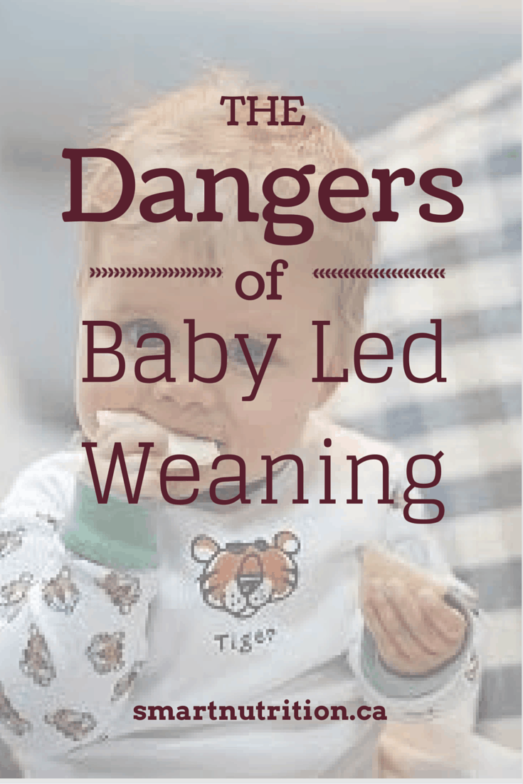 4 Dangers Of Baby Led Weaning Smart Nutrition
