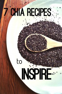 7 chia recipes to inspire