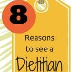 Reasons to See a Dietitian