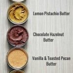 5 nut and seed butters