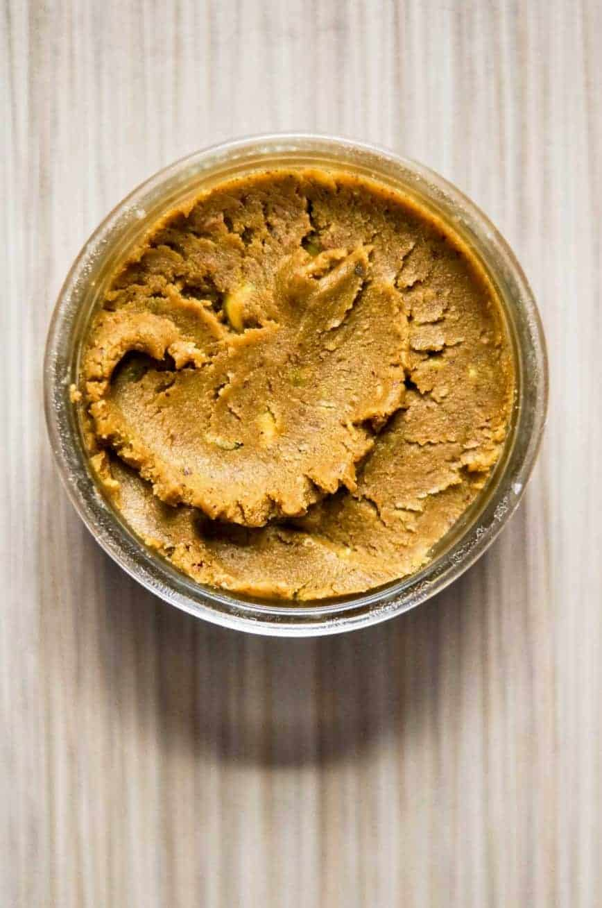 Sweet n Spicy Pumpkin Seed Butter