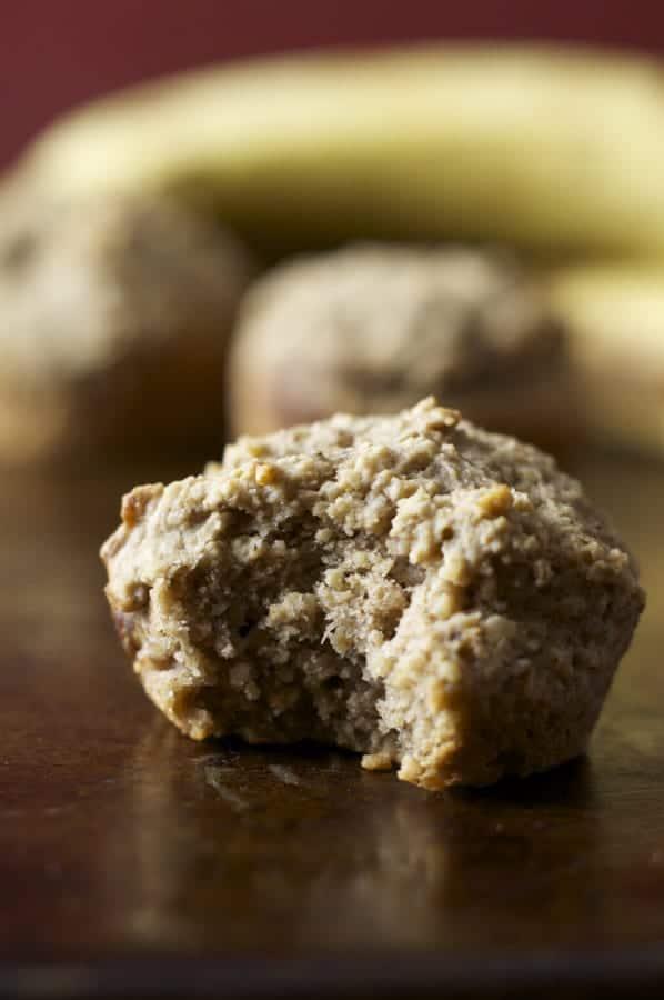 Banana Nut Muffin GF