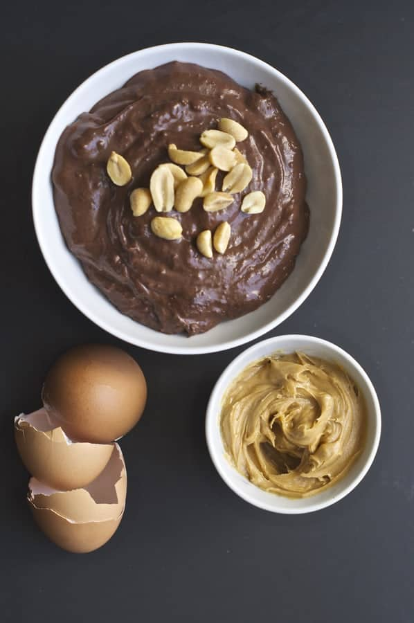 Chocolate Peanut Butter Pudding - Smart Nutrition