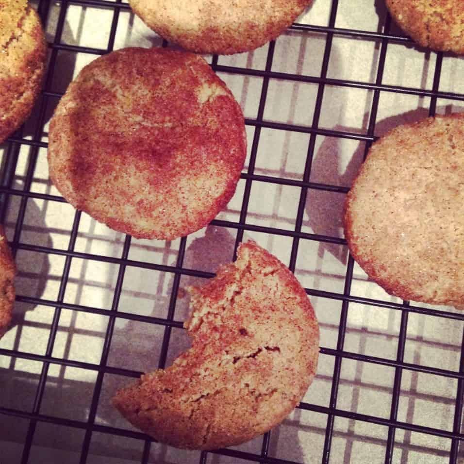 gluten free snickerdoodle