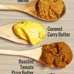 3 Savoury Nut & Seed Butters to boost your health