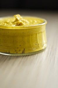 Curry Coconut Butter