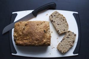 Sourdough Raisin Bread