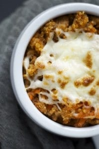 Buffalo Chicken Quinoa 2