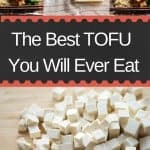 The Best Tofu You Will Ever Eat... guaranteed!