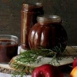 Slow Cooker Apple Butter from Food, Pleasure, and Health