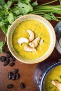 Cashew Raisin Curried Lentil Soup (4 of 5)