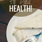 Eating Cake For Your Health