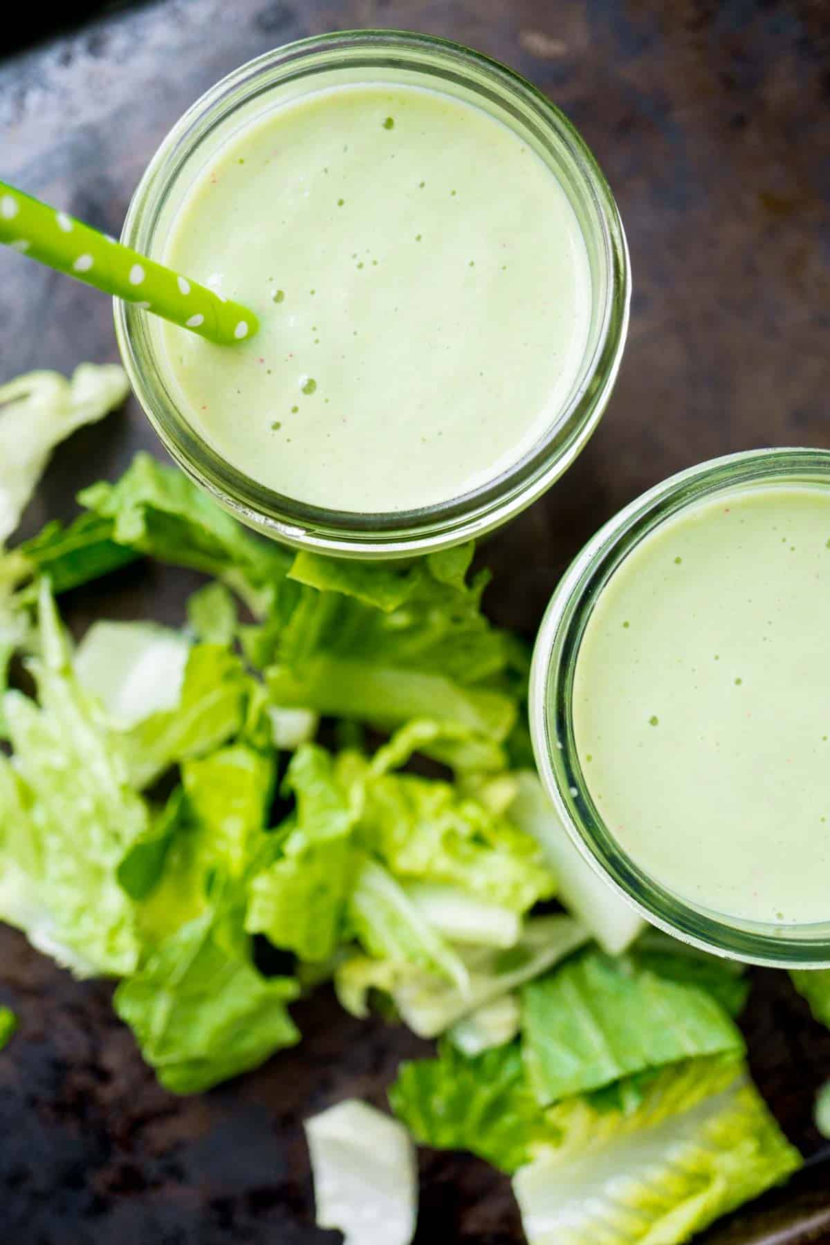 Green Lettuce Smoothie (12 of 17)