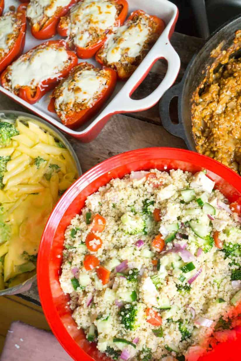 Meal Prep Mondays: Batch Cooking