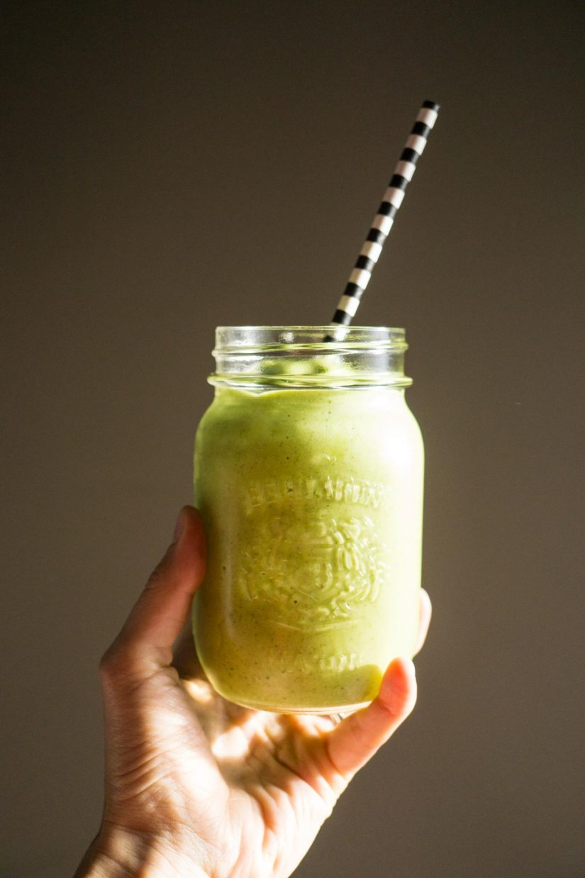 world's best Green Smoothie
