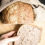 omega 3 sourdough bread