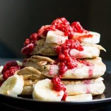 high protein pancakes DIY power cakes