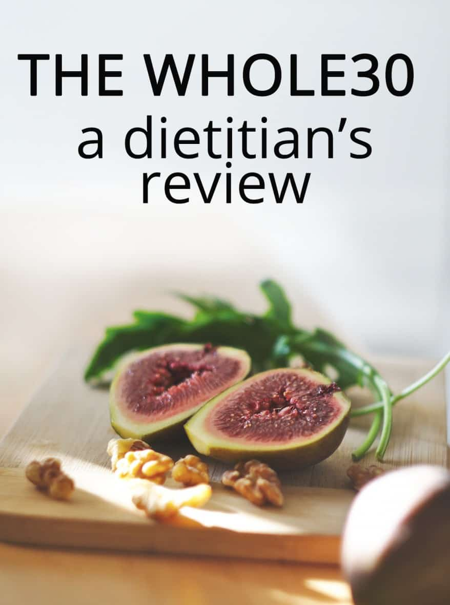 whole 30 review dietitian