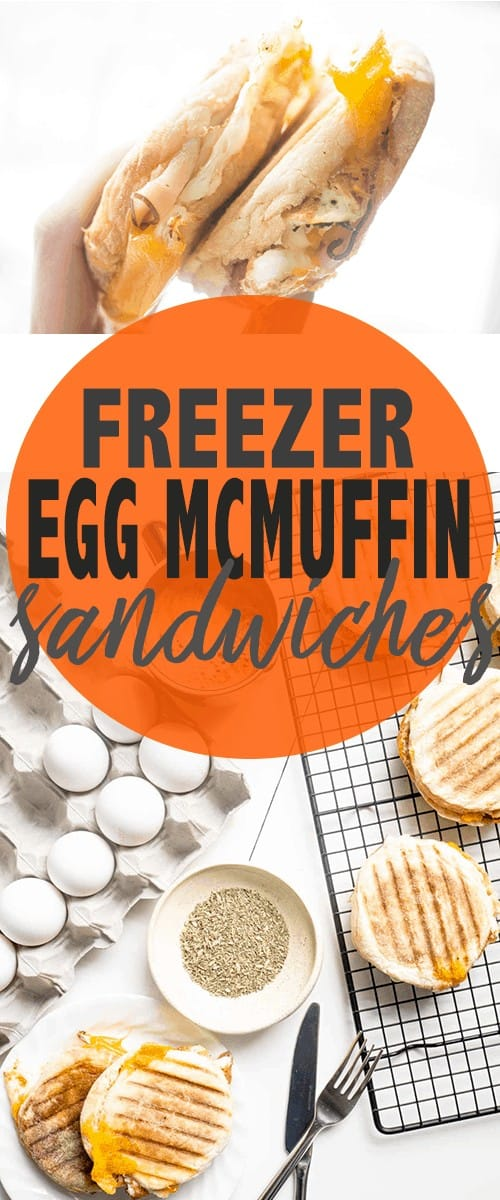 healthy egg mcmuffin copycat