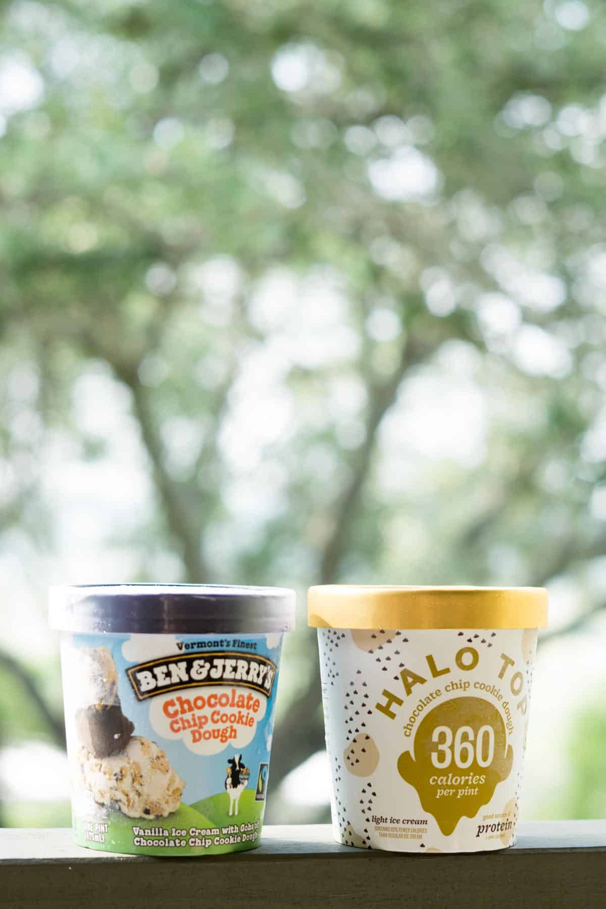 Halo Top Healthy