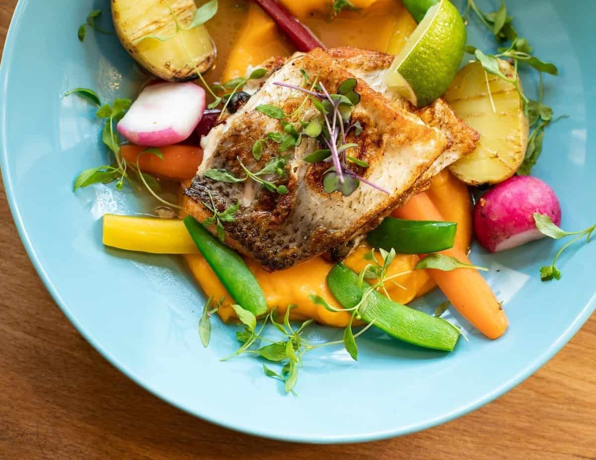 Eat fish twice a week on the Mediterranean Diet